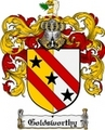 Thumbnail Goldsworthy Family Crest Goldsworthy Coat of Arms Digital Download