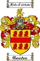 Thumbnail Gooden Family Crest  Gooden Coat of Arms