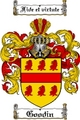 Thumbnail Goodin Family Crest  Goodin Coat of Arms