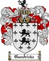 Thumbnail Goodricke Family Crest  Goodricke Coat of Arms