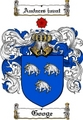 Thumbnail Googe Family Crest  Googe Coat of Arms