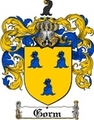 Thumbnail Gorm Family Crest  Gorm Coat of Arms