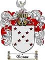 Thumbnail Gosse Family Crest  Gosse Coat of Arms