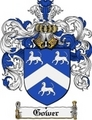 Thumbnail Gower Family Crest Gower Coat of Arms Digital Download