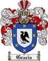 Thumbnail Gracia Family Crest  Gracia Coat of Arms