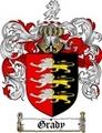 Thumbnail Grady Family Crest / Grady Coat of Arms