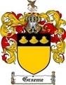 Thumbnail Graeme Family Crest  Graeme Coat of Arms