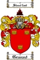 Thumbnail Grannd Family Crest  Grannd Coat of Arms