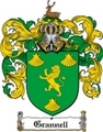 Thumbnail Grannell Family Crest  Grannell Coat of Arms