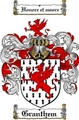 Thumbnail Granthem Family Crest  Granthem Coat of Arms