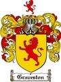 Thumbnail Graveston Family Crest  Graveston Coat of Arms
