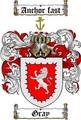 Thumbnail Gray Family Crest / Gray Coat of Arms