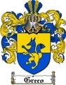 Thumbnail Greco Family Crest  Greco Coat of Arms