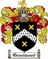Thumbnail Greenwood Family Crest  Greenwood Coat of Arms