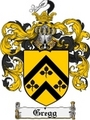 Thumbnail Gregg Family Crest Gregg Coat of Arms Digital Download