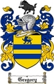Thumbnail Gregory Family Crest / Gregory Coat of Arms
