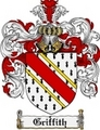 Thumbnail Griffith Family Crest Griffith Coat of Arms Digital Download