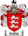 Thumbnail Griffith Family Crest / Griffith Coat of Arms
