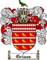 Thumbnail Grimes Family Crest  Grimes Coat of Arms