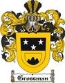 Thumbnail Grossman Family Crest  Grossman Coat of Arms