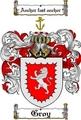 Thumbnail Groy Family Crest  Groy Coat of Arms