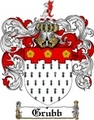 Thumbnail Grubb Family Crest  Grubb Coat of Arms