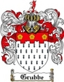 Thumbnail Grubbe Family Crest Grubbe Coat of Arms Digital Download