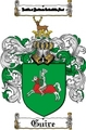 Thumbnail Guire Family Crest  Guire Coat of Arms