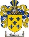 Thumbnail Gumez Family Crest  Gumez Coat of Arms