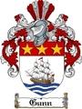 Thumbnail Gunn Family Crest  Gunn Coat of Arms