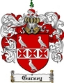 Thumbnail Gurney Family Crest Gurney Coat of Arms Digital Download