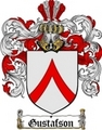 Thumbnail Gustafson Family Crest  Gustafson Coat of Arms
