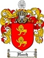 Thumbnail Hacch Family Crest  Hacch Coat of Arms