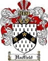 Thumbnail Hadfield Family Crest  Hadfield Coat of Arms