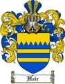 Thumbnail Hair Family Crest  Hair Coat of Arms