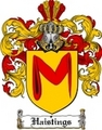 Thumbnail Haistings Family Crest  Haistings Coat of Arms