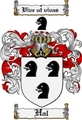 Thumbnail Hal Family Crest  Hal Coat of Arms