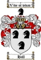 Thumbnail Hall Family Crest / Hall Coat of Arms