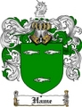 Thumbnail Hame Family Crest  Hame Coat of Arms