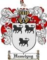 Thumbnail Hamelyng Family Crest  Hamelyng Coat of Arms