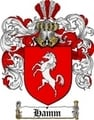 Thumbnail Hamm Family Crest  Hamm Coat of Arms