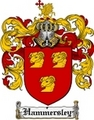 Thumbnail Hammersley Family Crest Hammersley Coat of Arms Digital Download