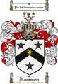 Thumbnail Hammon Family Crest  Hammon Coat of Arms