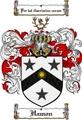 Thumbnail Hamon Family Crest  Hamon Coat of Arms