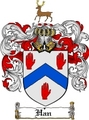 Thumbnail Han Family Crest  Han Coat of Arms