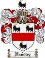 Thumbnail Handley Family Crest Handley Coat of Arms Digital Download
