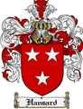 Thumbnail Hansard Family Crest Hansard Coat of Arms Digital Download