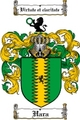 Thumbnail Hara Family Crest  Hara Coat of Arms