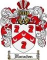 Thumbnail Haradon Family Crest Haradon Coat of Arms Digital Download