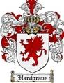 Thumbnail Hardgrave Family Crest Hardgrave Coat of Arms Digital Download